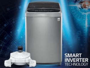 Smart inverter technology Best washing machine in India