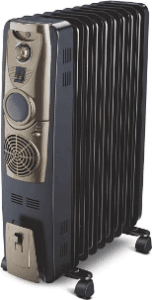 Bajaj Majesty RH 11F Plus with Fan Best Room Heater