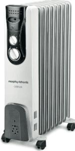 Morphy Richards OFR 9F 2400-Watt Oil filled radiator with PTC fan Best Room heater