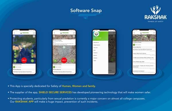 Rakshak App
