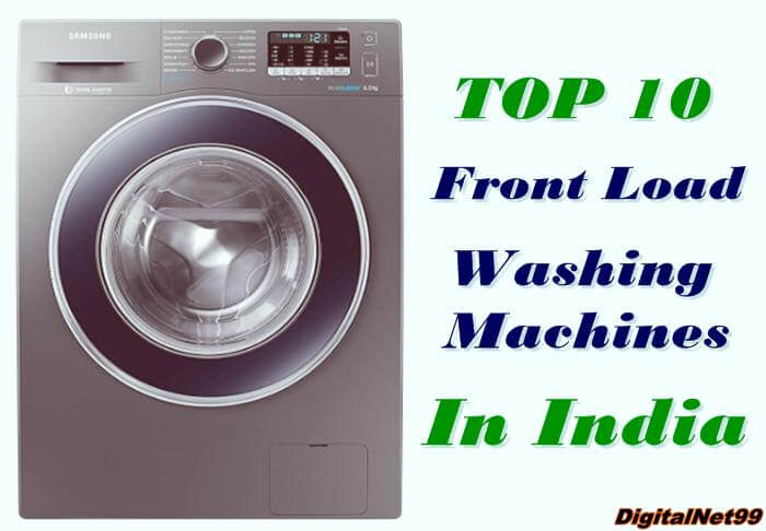 Best Front-Load Washing Machine in India